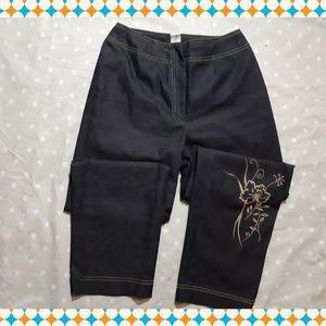 Peter Nygard pants - jean like embroidery